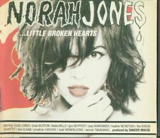 Norah Jones - Little Broken Hearts Digipack Cd Perfetto