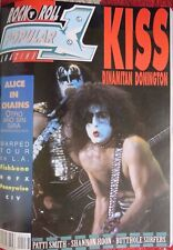 POPULAR 1 :N.276-KISS-PATTI SMITH-SHANNON HOON-PANTERA-ALICE IN CHAINS-