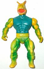 1982 GECKO v2 * Warrior Beasts * Action Figure * Vintage * Fair+ Condition