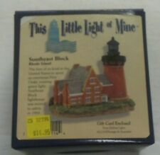 Harbour Lights Lighthouse - Southeast Block, Ri, This Little Light of Mine, Nib