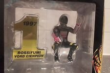 MinichampsValentino Rossi Riding Figure GP Brno 1997 1st World Championship 1:12