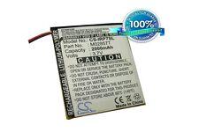 3.7V battery for iRiver 1P0708SIL 8GB, 1P0716SIL 16GB, P7, REI-P7(B) Li-Polymer