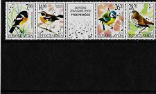 YUGOSLAVIA 2002 Song BIRD Stamps Set 4v SG3331-3334 Unmounted Mint ReF:X982