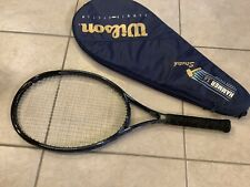 A NEW NEVER USED Rare Wilson 3.6 Hammer 125 Sq In. Stretch 4 3/8