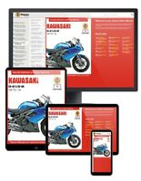 Kawasaki ER-6f & ER-6n (2006-2016) Haynes Online Manual