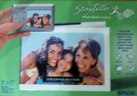 Epson Story Teller Photo Book Creator -- 5 x 7 (10 pages)