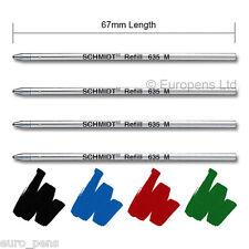 Schmidt (D1) Compatible Para La Recarga De Swarovski cristalina Bolígrafos-mezclado Pack