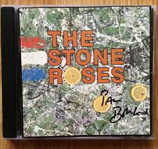 The Stone Roses debut album w/ booklet SIGNED  by Ian Brown (Squire, Second Mani