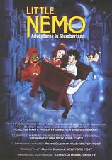 Little Nemo - Adventures in Slumberland (DVD, 2011)
