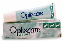 Optixcare Eye Lube 20g. Eye lubricating drops for pets. Free delivery