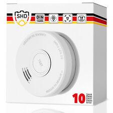 5x Rauchmelder DIN En 14604