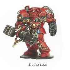 Blood Angels Space Marine Terminator Brother Leon Space Hulk 40K