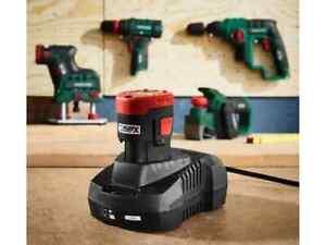 Chargeur Batterie 12 V 2 Ah Parkside PLGK12 A2 POUR APPARIEL X12V TEAM