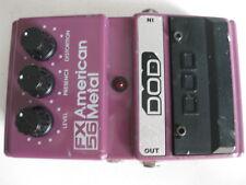 Vintage DOD FX56 American Metal Distortion Effect Pedal