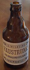 DDR / Flasche / Bierflasche / Brauerei / Eisenach / Sonderexemplar / Unikat