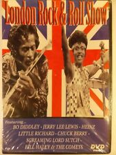 London Rock & Roll Show (DVD, 2001) Bo Diddley/Jerry Lee Lewis BRAND NEW SEALED