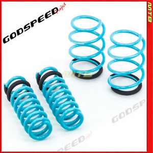 GSP LS-TS-BW-0003-C Traction-S Lowering Springs For 4-Series Gran Coupe 15-2020