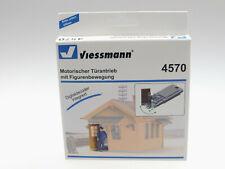 Viessmann 4570 motorischer Türantrieb mit Figurenbewegung NEU und OVP