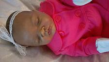"""Ethnic Reborn Cuddle Baby Girl """"Londyn"""""""