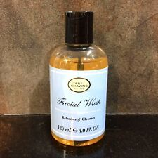 The Art Of Shaving Facial Wash peppermint essential oil 4 oz 120 ml for men