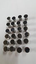 1948-1956 Ford Truck / Ford Pickup Rear fender to bed bolts POLISHED STAINLESS