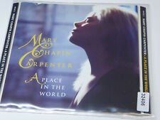 MARY-CHAPIN CARPENTER : A Place In The World  > VG- (CD)