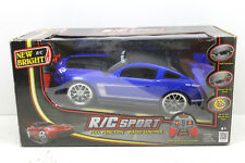 2013 New Bright Full Function Radio Control RC Ford Boss 302 Mustang #12 Sealed