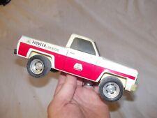 Chevrolet Pioneer EXCLUSIVE DEALER Vintage 1980's Pickup toy truck 1/16 RARE