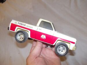Chevrolet Pioneer EXCLUSIVE DEALER Vintage 1980's Pickup toy truck 1/16 RARE