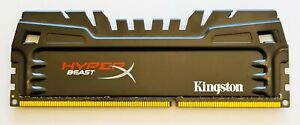 HyperX Beast 8GB DDR3 2133MHz PC3-17000 Desktop RAM PC Gaming Memory Black