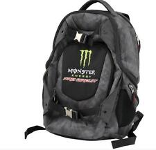 "Ogio Monster Energy Pro Circuit Brigade Black 15"" Laptop Backpack 3517-0316"