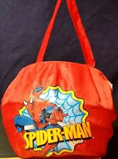 The Amazing Spider-Man Easter Candy Gathering Basket Halloween NEW