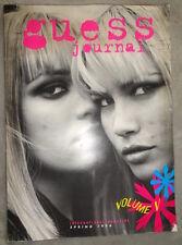 GUESS fashion magazine 1996 Valeria Mazza Laetitia Casta Wayne Maser Price List