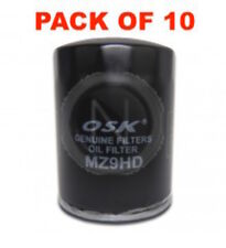OSAKA OIL FILTER OZ9 INTERCHANGEABLE WITH RYCO Z9 (BOX OF 10)