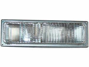 For 1992-1993 Chevrolet C2500 Suburban Turn Signal / Parking Light TYC 53674JK