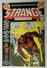 Adam STRANGE ADVENTURES #239 - DC 1972 VF Vintage Comic