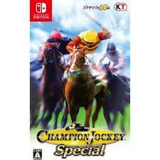Champion Jockey Special  NINTENDO SWITCH JAPANESE IMPORT