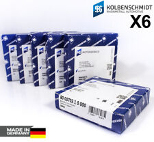 6X Piston Rings BMW M50 B25 M52 B28, E36 E46 E39 325i 525i 528i KS 800070210000