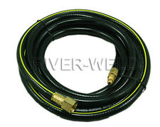 Power Cable Hose WP-17 WP17 TIG Welding torch 24 Foot 7.4 Meter 3/8-24 & M16*1.5