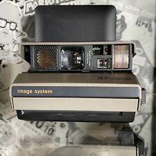 Polaroid Image System Instant Camera for Spectra Film - Boxed w/strap