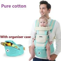 Baby Carrier Kids Toddler Newborn Waist Hip Seat Wrap Belt Sling Backpack US