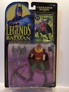 DC Legends of Batman Crusader Robin Kenner 1995 MOC