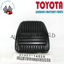 GENUINE OEM TOYOTA LEXUS BRAKE CLUTCH RUBBER FOOT PEDAL PAD COVER 31321-14020