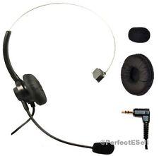2.5mm Headset for Cisco SPA501G SPA502G SPA504G SPA508G SPA509G SPA922 + Cushion
