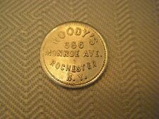 Woody's 666 Monroe Ave., Rochester, NY., GF 10 Cents in Trade
