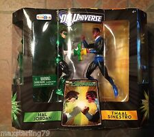 DC Classics HAL JORDAN & THAAL SINESTRO TRU Exclusive Two pack Green Lantern