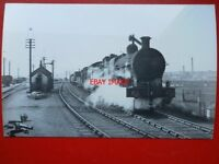 PHOTO  LMS EX LNWR  CLASS G1 LOCO NO 49224 AT TOP OF EGLEY HILL 30/4/57