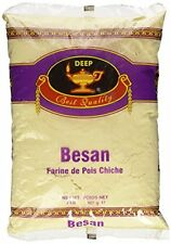 Deep Besan 2Lb (Chickpeas Flour) Besan, Also Know As Gram Flour Or Chick Peas