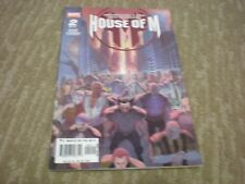 House of M #2 of 8 (2005 Series) Marvel Comics VF/NM
