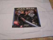 Star Wars:Episode Ii-Attack Of The Clones 2002-03 18 Month Calendar Sealed